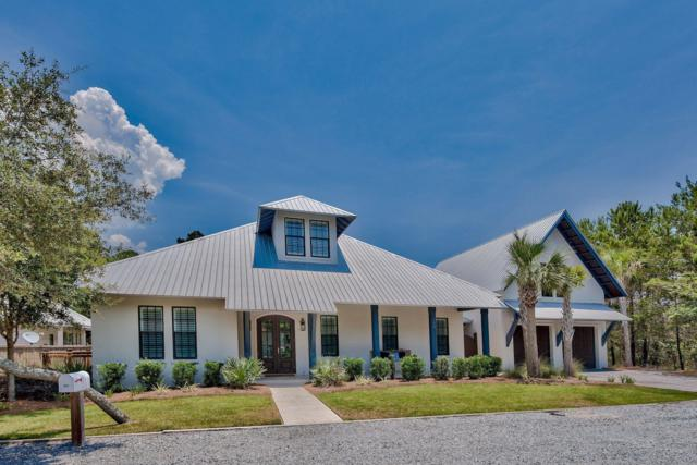102 Cypress Grove Lane, Santa Rosa Beach, FL 32459 (MLS #824315) :: The Beach Group