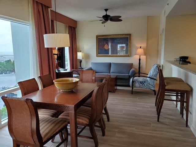 5000 Sandestin Blvd S 6409/6411, Miramar Beach, FL 32550 (MLS #824365) :: Linda Miller Real Estate