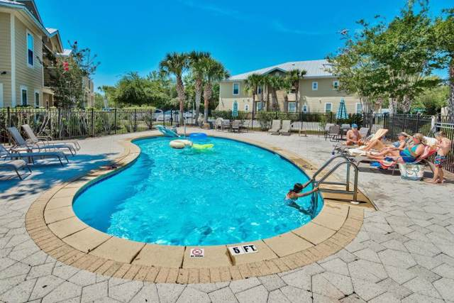 25 S Wildflower Drive #211, Santa Rosa Beach, FL 32459 (MLS #824540) :: Coastal Lifestyle Realty Group