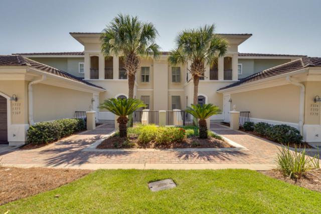 5369 Pine Ridge Lane #5369, Miramar Beach, FL 32550 (MLS #824721) :: Keller Williams Emerald Coast