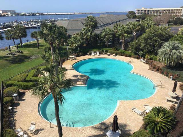214 SW Miracle Strip Pkwy A408, Fort Walton Beach, FL 32548 (MLS #824723) :: The Premier Property Group
