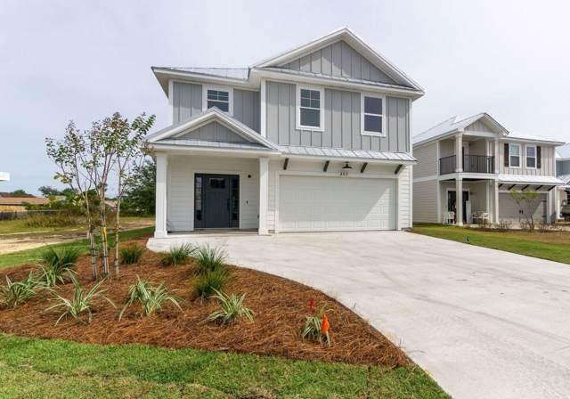 503 Emerald Coast Drive, Panama City, FL 32404 (MLS #825313) :: Linda Miller Real Estate