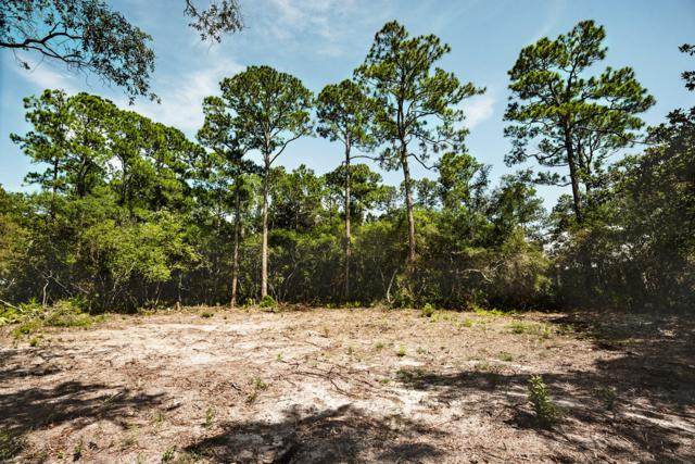 Lot 18A Amelia Lane, Santa Rosa Beach, FL 32459 (MLS #825872) :: 30a Beach Homes For Sale