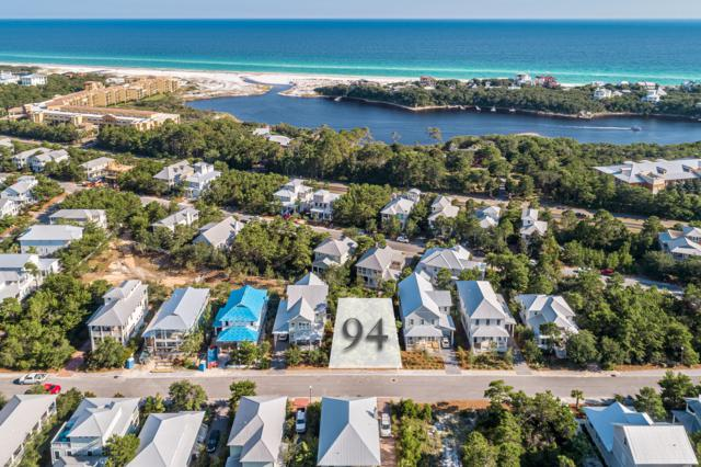 Lot 94 Morgan's Trail, Santa Rosa Beach, FL 32459 (MLS #826382) :: Linda Miller Real Estate