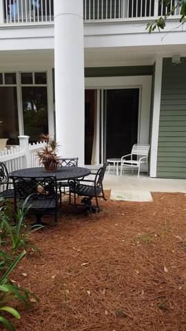 9300 Baytowne Wharf Boulevard Unit 105, Miramar Beach, FL 32550 (MLS #826791) :: Engel & Voelkers - 30A Beaches