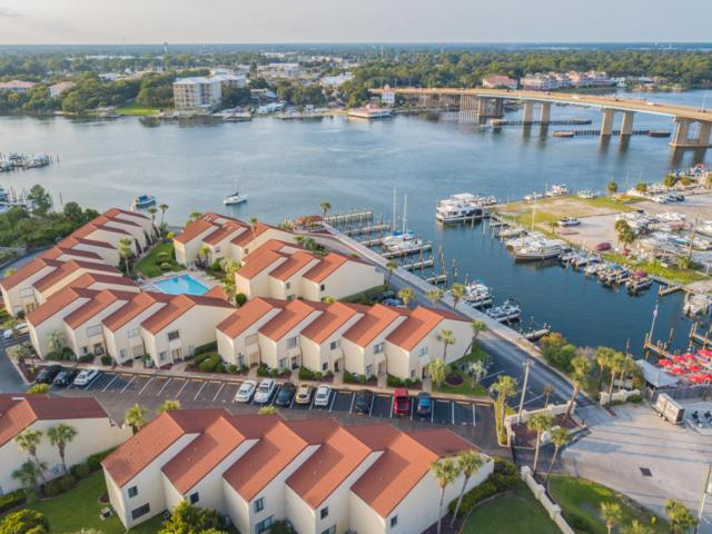 228 Amberjack Drive Unit 8, Fort Walton Beach, FL 32548 (MLS #827265) :: CENTURY 21 Coast Properties