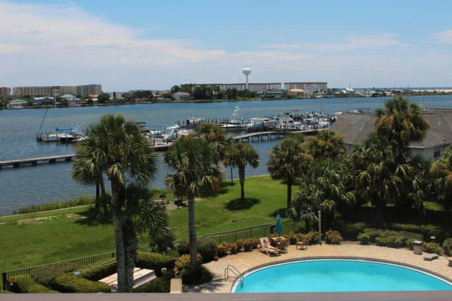 214 SW Miracle Strip Parkway Unit A414, Fort Walton Beach, FL 32548 (MLS #827409) :: RE/MAX By The Sea