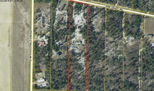 98 Don Graff Road, Freeport, FL 32439 (MLS #827620) :: Classic Luxury Real Estate, LLC