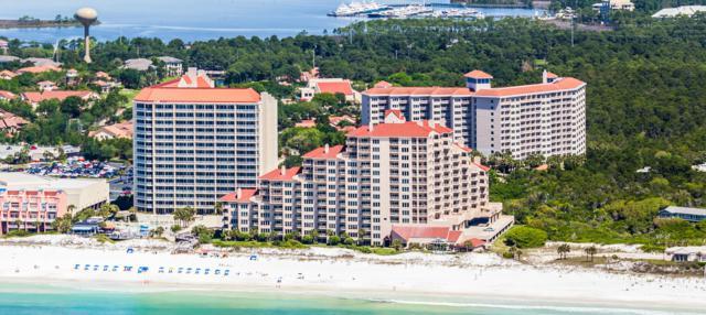 9011 W Us Highway 98 Unit C-606, Miramar Beach, FL 32550 (MLS #827735) :: Berkshire Hathaway HomeServices Beach Properties of Florida