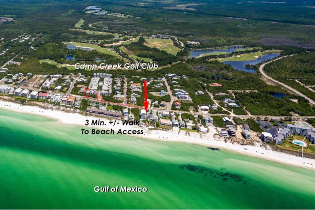 254 Cottage Way Unit 1, Seacrest, FL 32461 (MLS #827931) :: Berkshire Hathaway HomeServices Beach Properties of Florida
