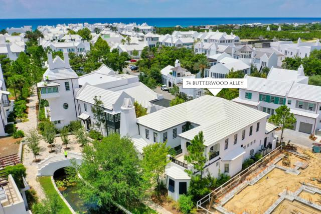 74 Butterwood Alley, Alys Beach, FL 32461 (MLS #827958) :: Luxury Properties on 30A