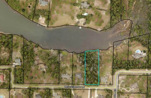 Lot 16 Wedgewood Lane, Crestview, FL 32536 (MLS #828362) :: Vacasa Real Estate