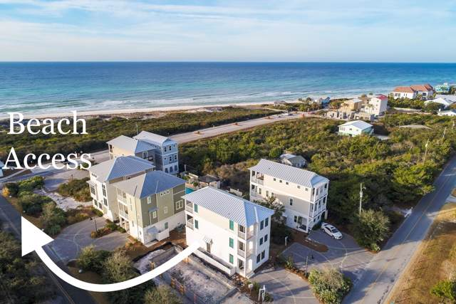 15 Pompano Street, Inlet Beach, FL 32461 (MLS #828653) :: Classic Luxury Real Estate, LLC