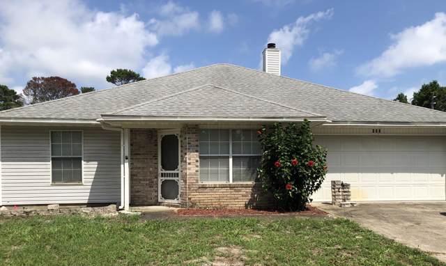 453 Chris Lane, Mary Esther, FL 32569 (MLS #828848) :: Classic Luxury Real Estate, LLC