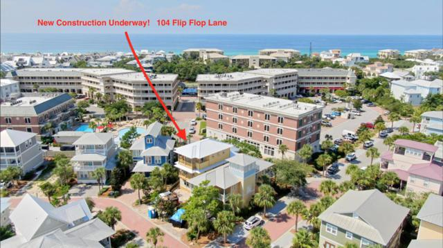 104 Flip Flop Lane, Inlet Beach, FL 32461 (MLS #829020) :: 30A Escapes Realty