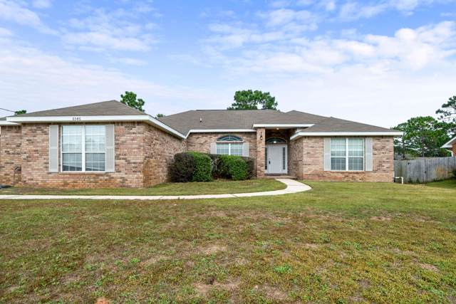 6546 Bellingham Street, Navarre, FL 32566 (MLS #829143) :: ResortQuest Real Estate