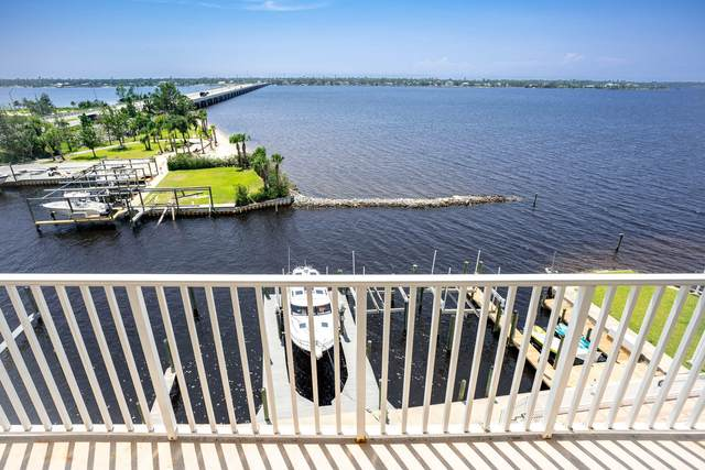1600 Marina Bay Drive Unit 503, Panama City, FL 32409 (MLS #829238) :: Counts Real Estate on 30A