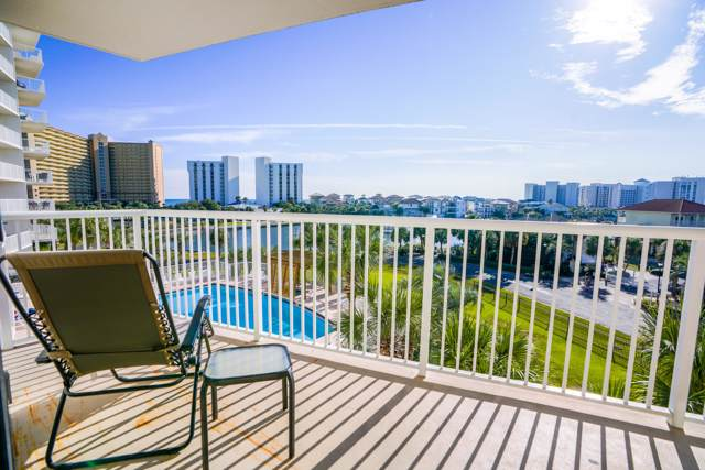 970 E Hwy 98 #302, Destin, FL 32541 (MLS #829453) :: Luxury Properties on 30A