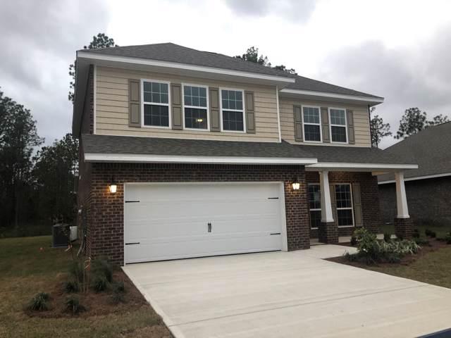 64 Conner Circle Lot 163, Santa Rosa Beach, FL 32459 (MLS #829478) :: ResortQuest Real Estate