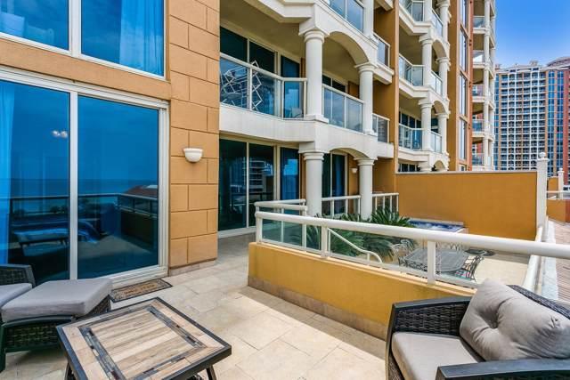 2 Portofino Drive T9, Gulf Breeze, FL 32561 (MLS #829489) :: Luxury Properties on 30A