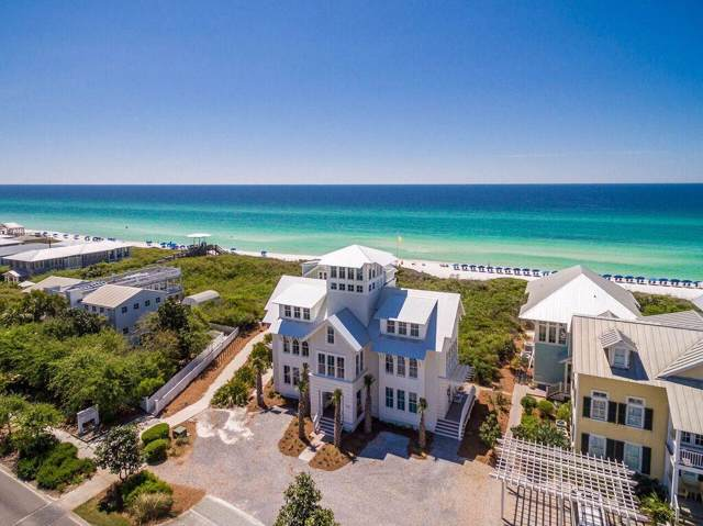 1956 E County Hwy 30A, Santa Rosa Beach, FL 32459 (MLS #829660) :: ResortQuest Real Estate