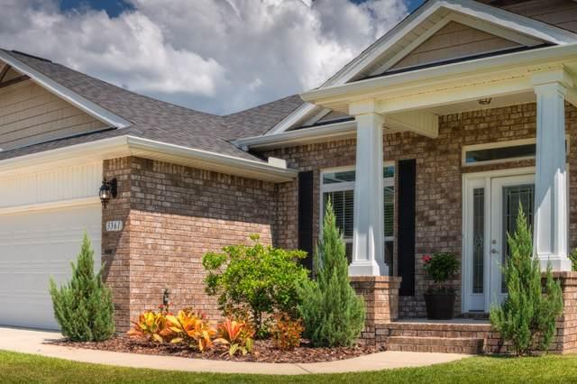 3361 Citrine Circle, Crestview, FL 32539 (MLS #830596) :: Classic Luxury Real Estate, LLC