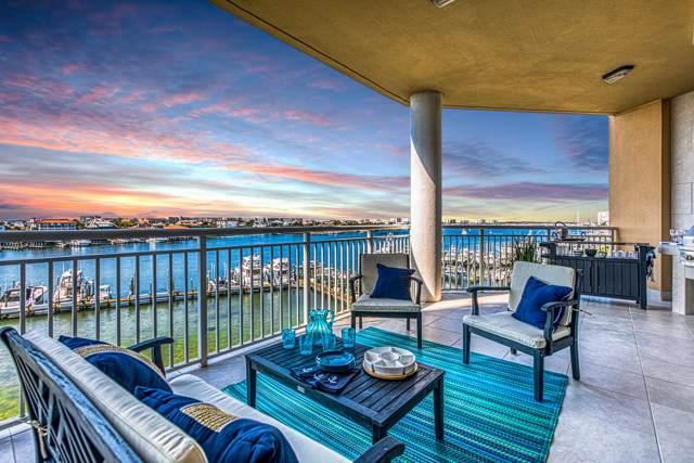 662 Harbor Boulevard Unit 320, Destin, FL 32541 (MLS #830897) :: Luxury Properties on 30A