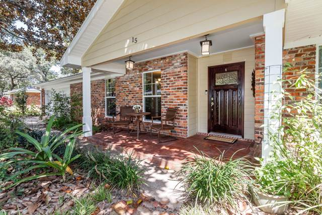 15 NW Sherwood Road, Fort Walton Beach, FL 32547 (MLS #831040) :: The Premier Property Group