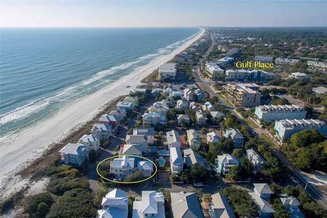 70 Seaward Drive, Santa Rosa Beach, FL 32459 (MLS #831126) :: Scenic Sotheby's International Realty