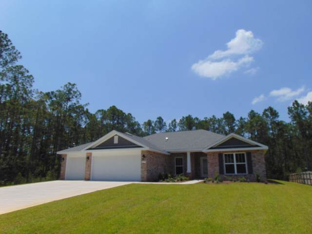 9077 Eagle Nest Drive, Navarre, FL 32566 (MLS #831264) :: Counts Real Estate on 30A