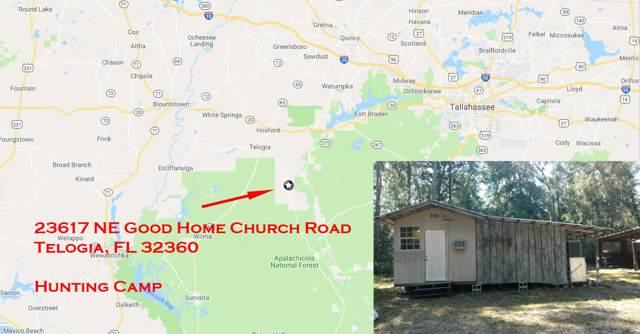 23617 NE Good Hope Church Road, See Remarks, FL  (MLS #831295) :: The Beach Group