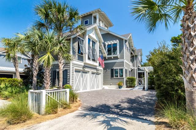 52 N Shingle Lane, Inlet Beach, FL 32461 (MLS #831494) :: 30a Beach Homes For Sale