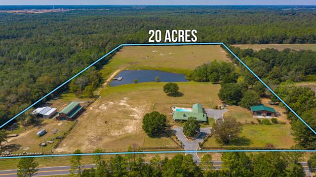 4775 N County Hwy 183, Defuniak Springs, FL 32433 (MLS #831813) :: CENTURY 21 Coast Properties