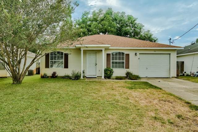36 Stowe Road, Mary Esther, FL 32569 (MLS #831817) :: RE/MAX By The Sea