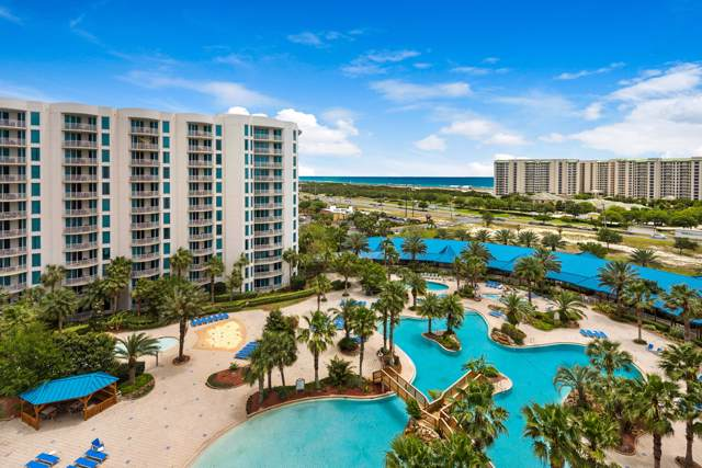 4201 Indian Bayou Trail #2303, Destin, FL 32541 (MLS #831825) :: 30A Escapes Realty