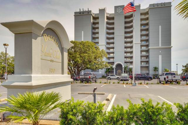 320 Harbor Boulevard Unit A905, Destin, FL 32541 (MLS #831947) :: Coastal Lifestyle Realty Group