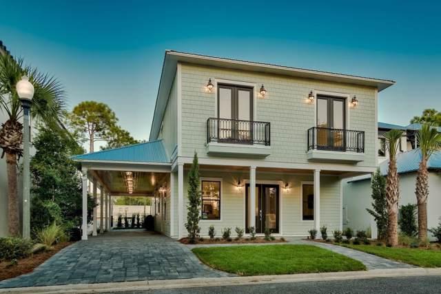 226 N St Francis Drive, Miramar Beach, FL 32550 (MLS #831977) :: Scenic Sotheby's International Realty