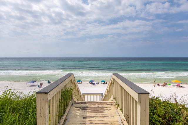 8394 E County Hwy 30A Unit 5A, Seacrest, FL 32461 (MLS #832007) :: Berkshire Hathaway HomeServices PenFed Realty
