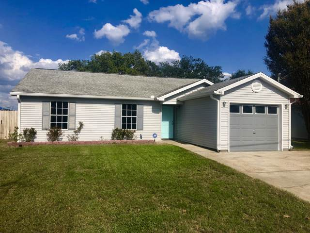 46 Pine Ridge, Destin, FL 32541 (MLS #832374) :: ResortQuest Real Estate