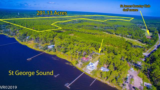 TBD Us 98 Highway, Carrabelle, FL 32322 (MLS #832636) :: Briar Patch Realty