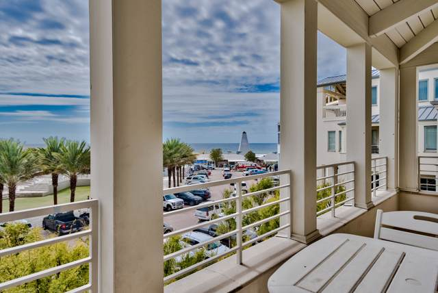 45 Central Square Unit C-P, Santa Rosa Beach, FL 32459 (MLS #833495) :: Berkshire Hathaway HomeServices PenFed Realty