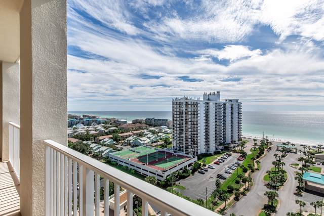 112 Seascape Boulevard #1409, Miramar Beach, FL 32550 (MLS #833565) :: RE/MAX By The Sea