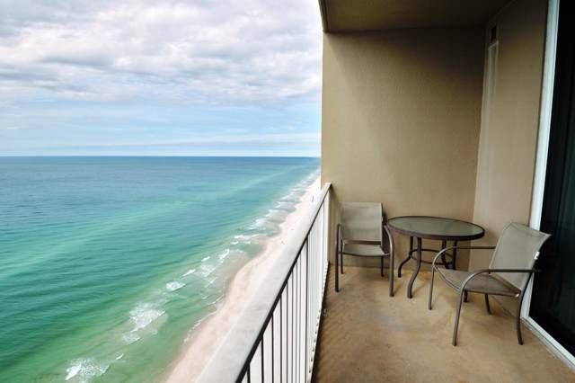 16819 Front Beach Road Unit 2805, Panama City Beach, FL 32413 (MLS #833618) :: Better Homes & Gardens Real Estate Emerald Coast