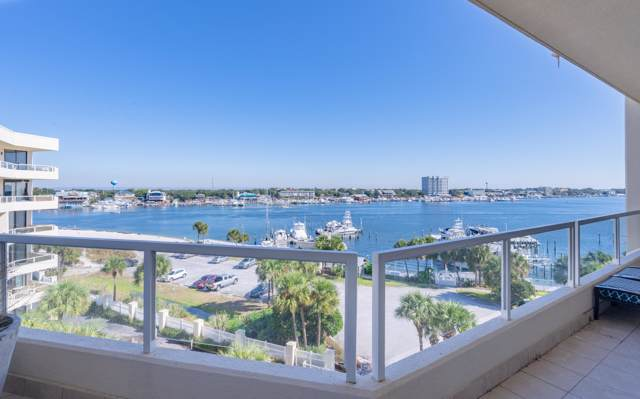 110 Gulf Shore Drive #525, Destin, FL 32541 (MLS #833959) :: Back Stage Realty
