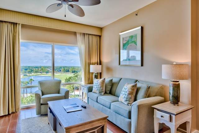 5002 S Sandestin Boulevard #6628, Miramar Beach, FL 32550 (MLS #833966) :: Berkshire Hathaway HomeServices Beach Properties of Florida