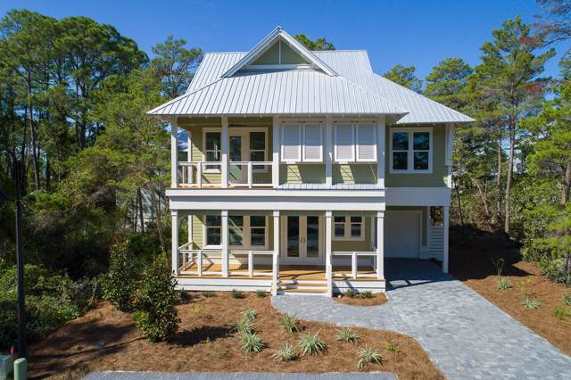 40 Kristin Court, Santa Rosa Beach, FL 32459 (MLS #834374) :: Hilary & Reverie