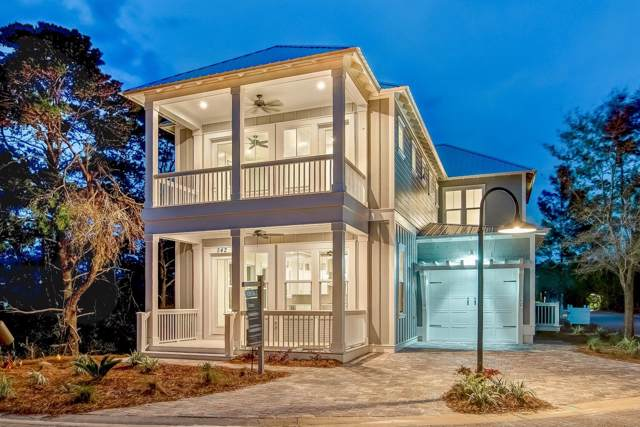 404 Matt's Way, Santa Rosa Beach, FL 32459 (MLS #834414) :: 30A Escapes Realty