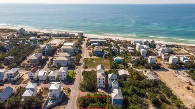 Lot 8 Bluewater View Avenue, Inlet Beach, FL 32461 (MLS #834473) :: 30A Escapes Realty