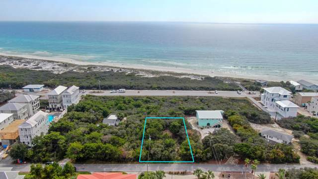 Lot 178 Pompano Street, Inlet Beach, FL 32461 (MLS #834491) :: Classic Luxury Real Estate, LLC