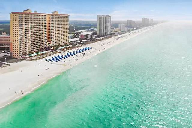 15817 Front Beach Road 1-2304, Panama City Beach, FL 32413 (MLS #834686) :: Engel & Voelkers - 30A Beaches